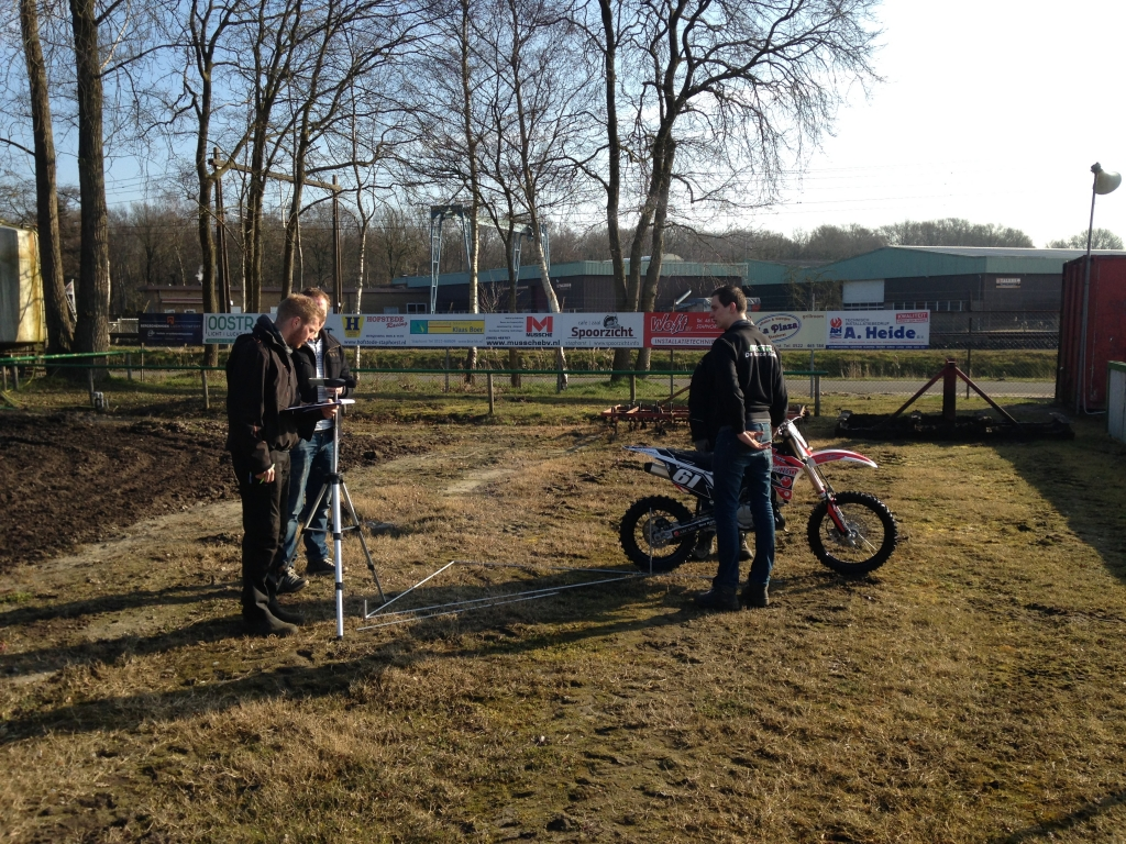 Ondersteuning gemeente vergunning Motorcrossbaan AMBC