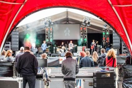 Geluidmeting Horeca evenementen en muziek